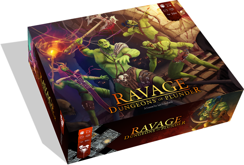 Ravage - Dungeons of Plunder