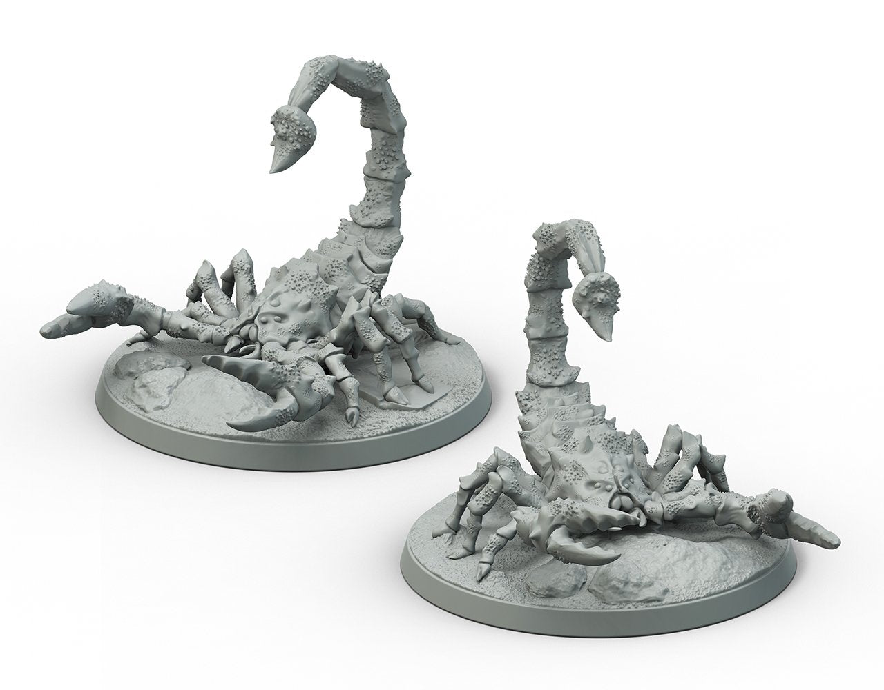 Fallout: Wasteland Warfare - Wasteland Creatures: Radscorpions