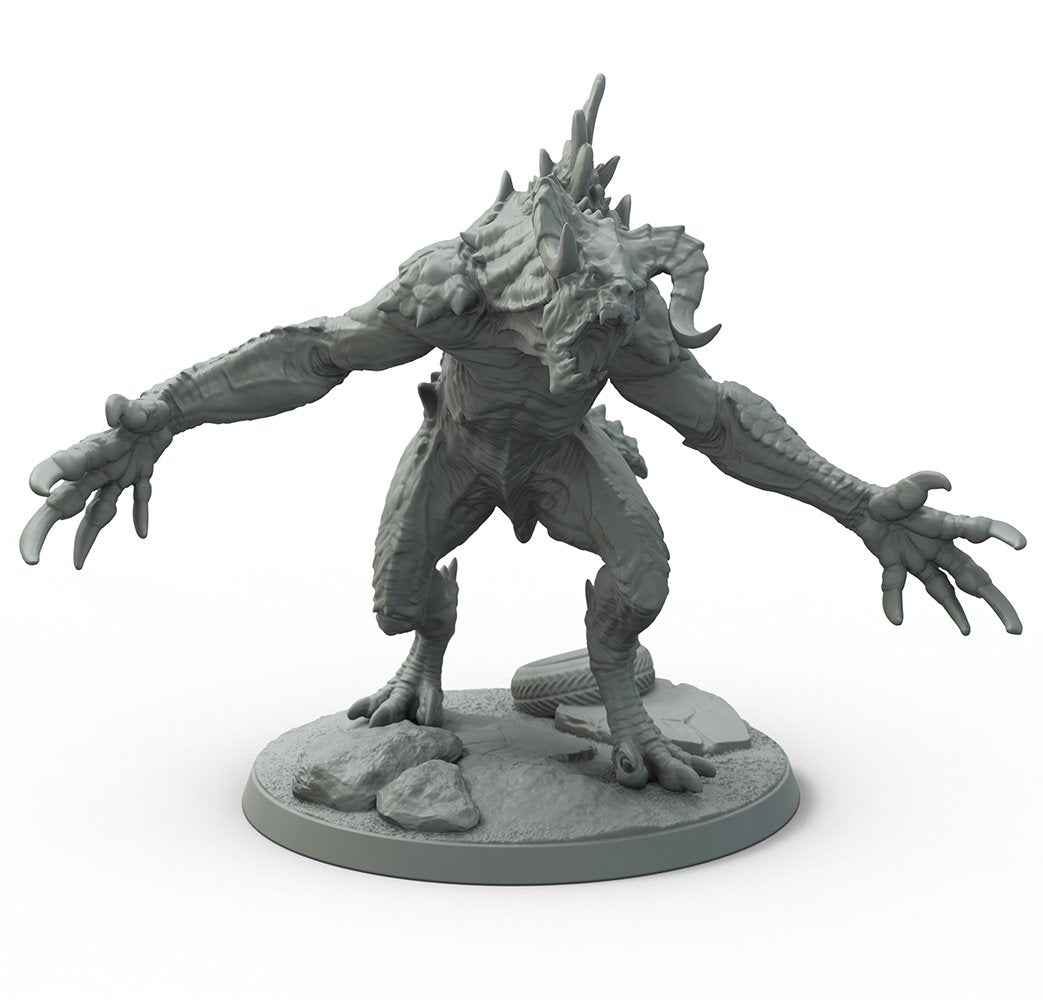 Fallout: Wasteland Warfare - Wasteland Creatures: Deathclaw