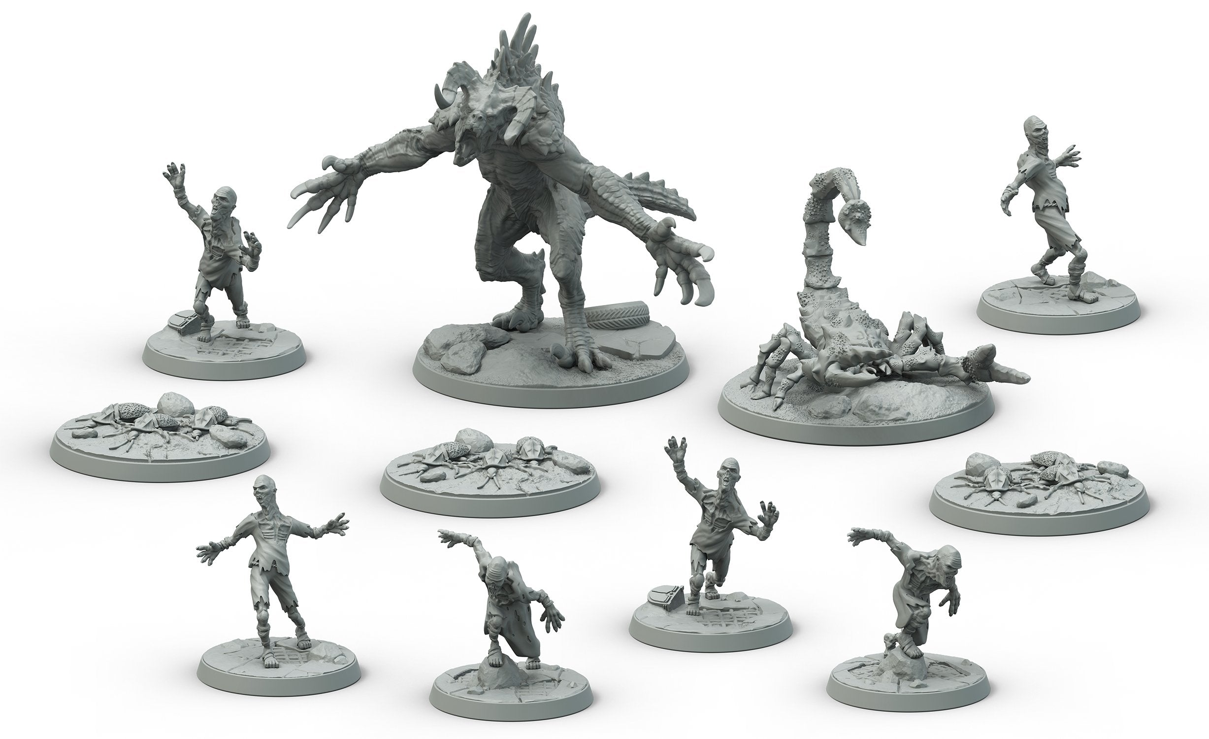 Fallout: Wasteland Warfare - Wasteland Creatures Core Box