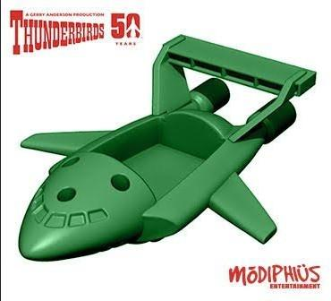 Thunderbirds: Co-operative Board Game Miniatures Collector's Set