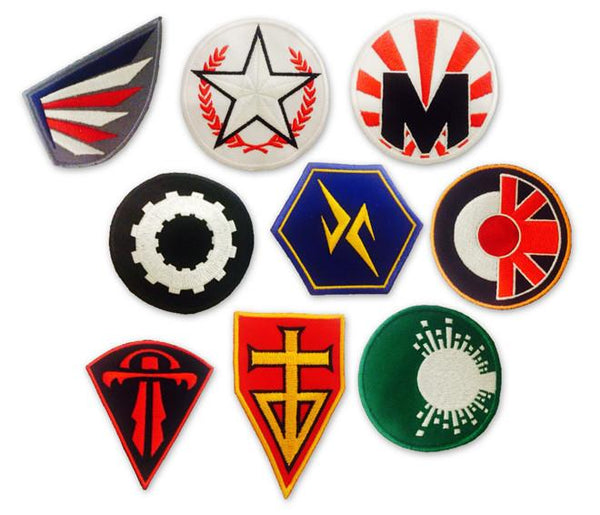 Mutant Chronicles: Corporate Patches