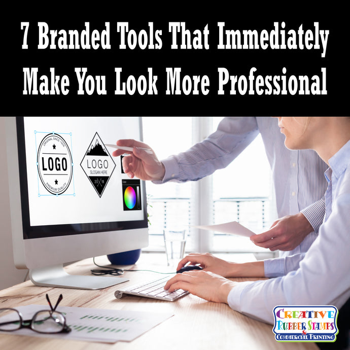 7 Branded Tools That Immediately Make You Look More Professional