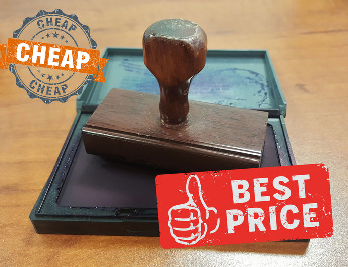 What You Need to Know About Cheap Rubber Stamps