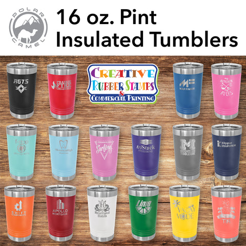 16 oz. Pint Insulated Tumbler