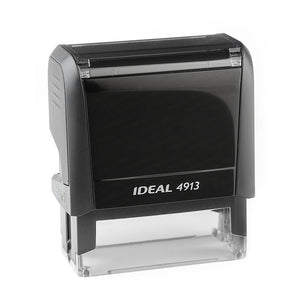 Custom Name Self Inking Personalized Business Office Return Address Stamp Gift