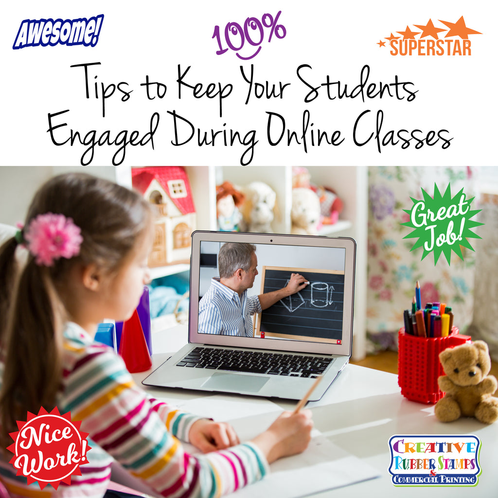 Keep Your Students Engaged During Online Classes