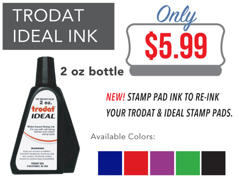 Trodat Ideal Ink