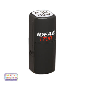 Ideal 170R Custom Self-Inking Stamp