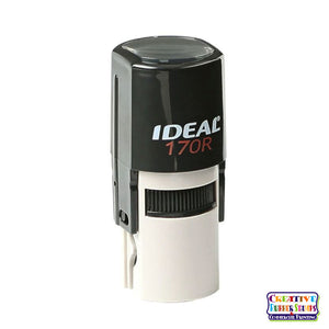Ideal 170R Self-Inking Rubber Stamp