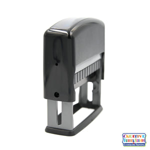 Ideal 4917 Custom Self-Inking Rubber Stamp
