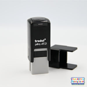 Trodat / Ideal 4921 Custom Self-Inking Stamp
