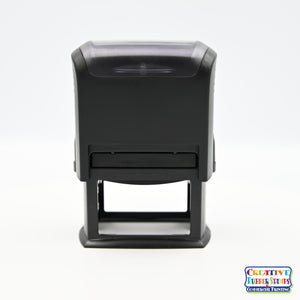 Ideal/Trodat 4929 Custom Self-Inking Rubber Stamp