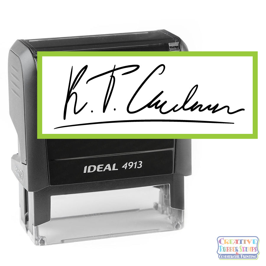 Signature Stamp Ideal Trodat Printy 4913