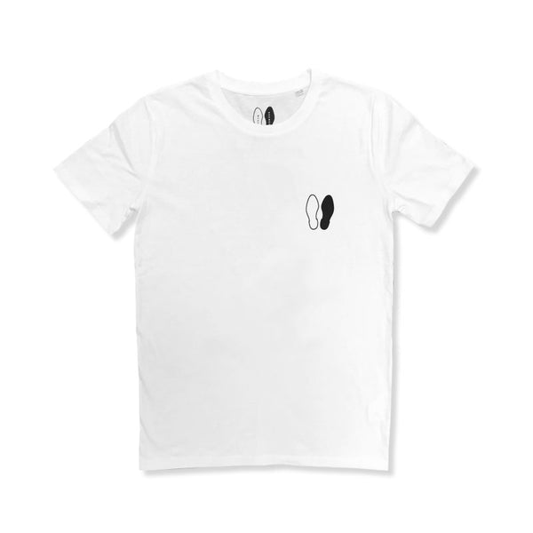 SUITS WHITE T-SHIRT