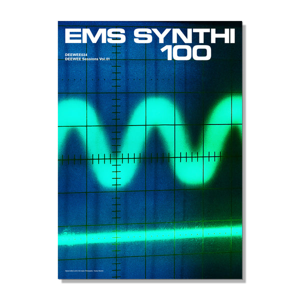 'EMS Synthi 100' - Movement Print 2