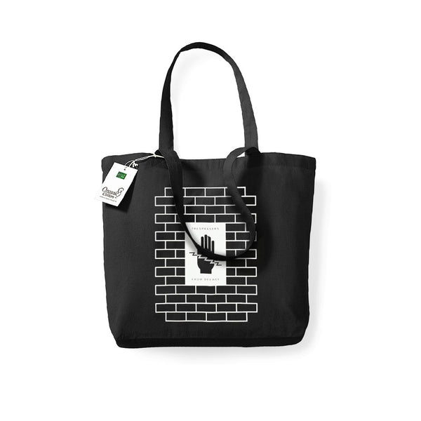 TRESPASSER TOTE BAG