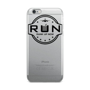 Rank Up Now 1st Edition - iPhone 5/5s/Se, 6/6s, 6/6s Plus Case