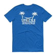 The Lifestyle Entrepreneur - Mens Short-Sleeve T-Shirt
