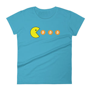 Pac Coin - Women's short sleeve t-shirt