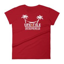 The Lifestyle Entrepreneur - Women's short sleeve t-shirt