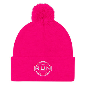 Rank Up Now - Pom Pom Hat