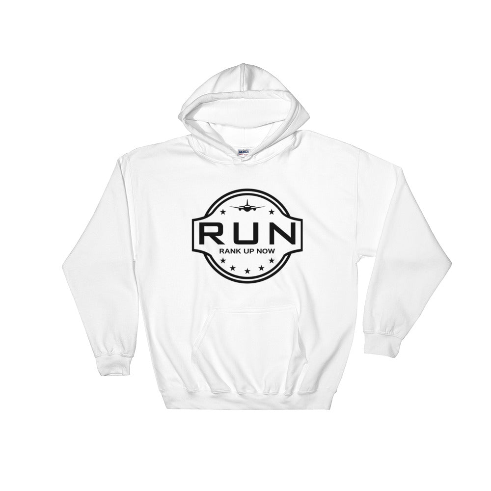 Got 99 Problems Ranking Up Ain't One - Hoodie ( Back Logo )
