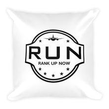Rank Up Now 1st Edition - Lay On Your Dreams Square Pillow