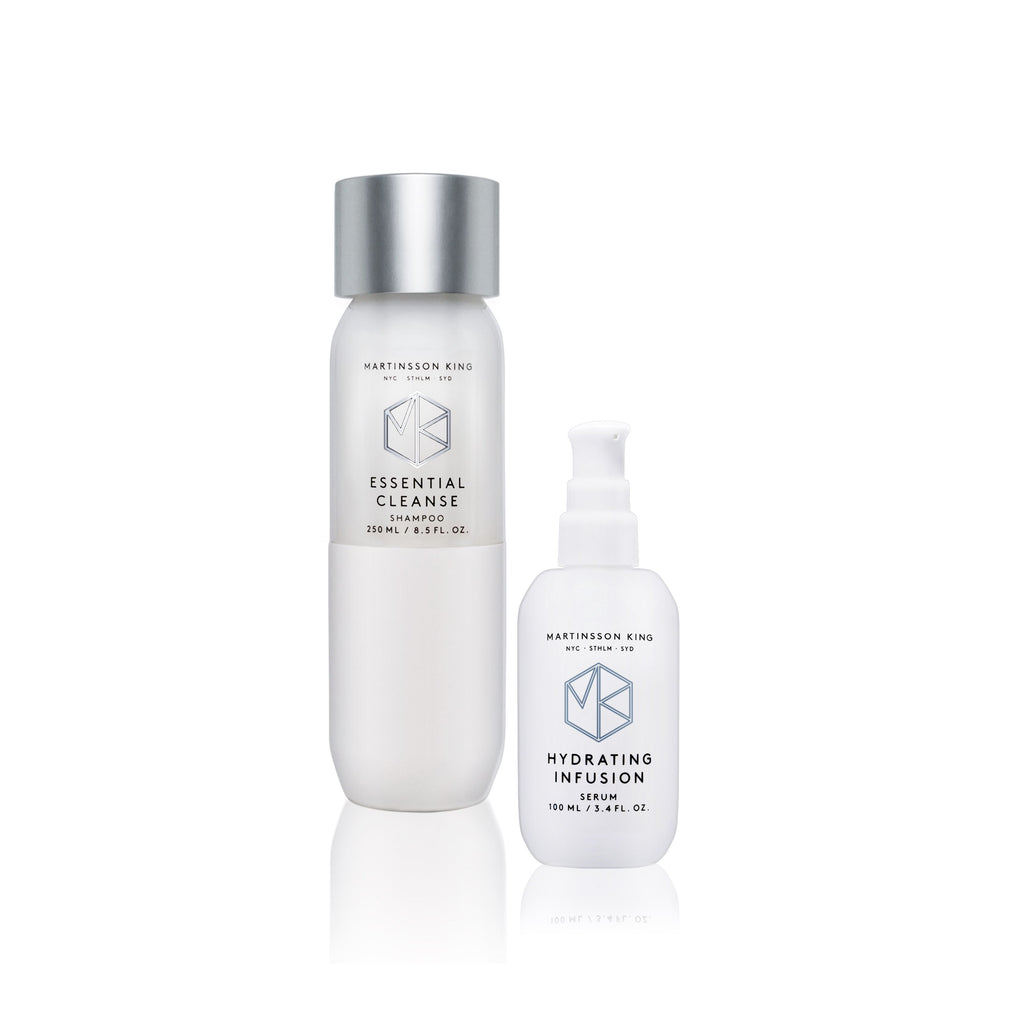 Flexible Duo shampoo 250 ml & serum 100 ml MARTINSSON KING