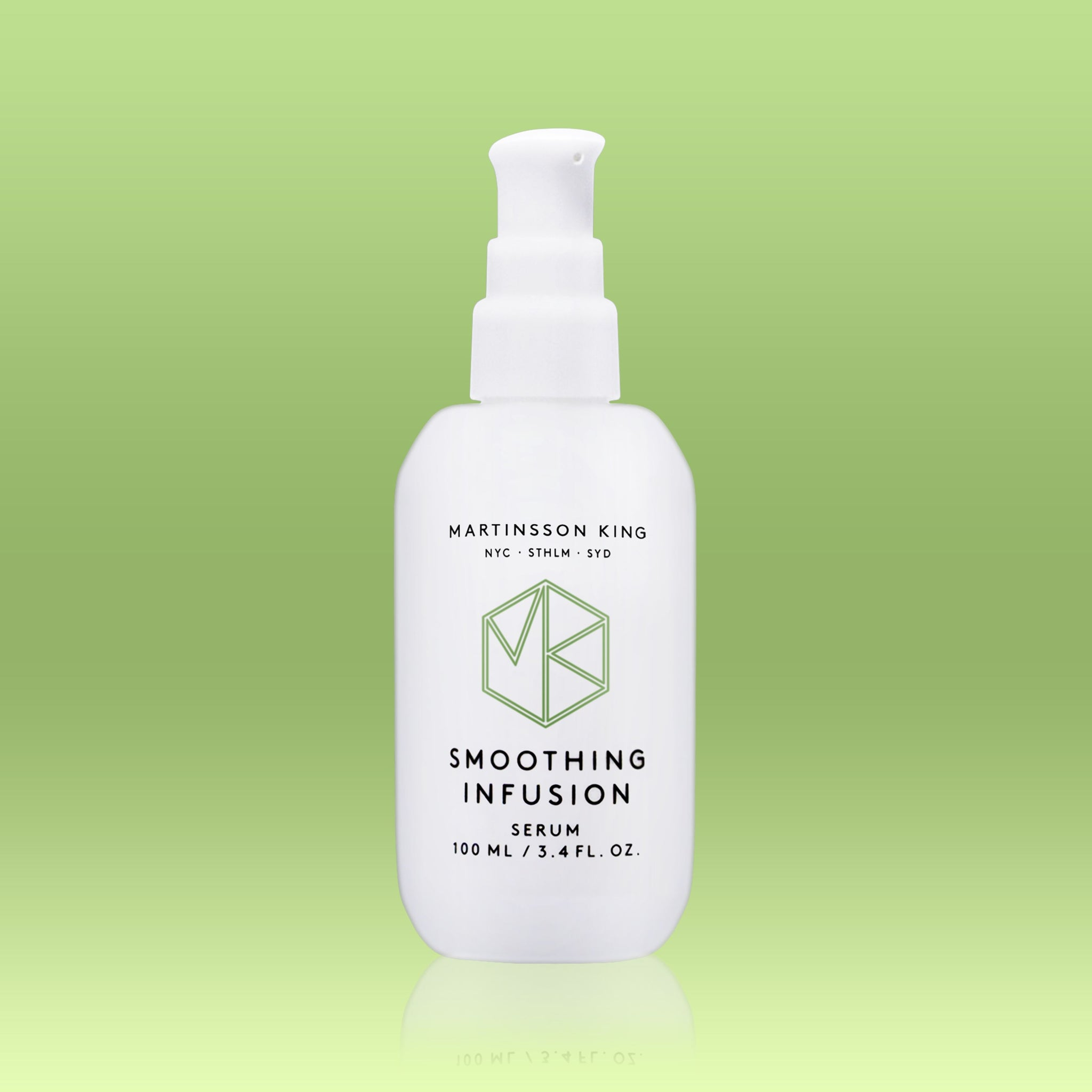 Smoothing Infusion serum serum 100 ml (3.4 fl.oz) MARTINSSON KING