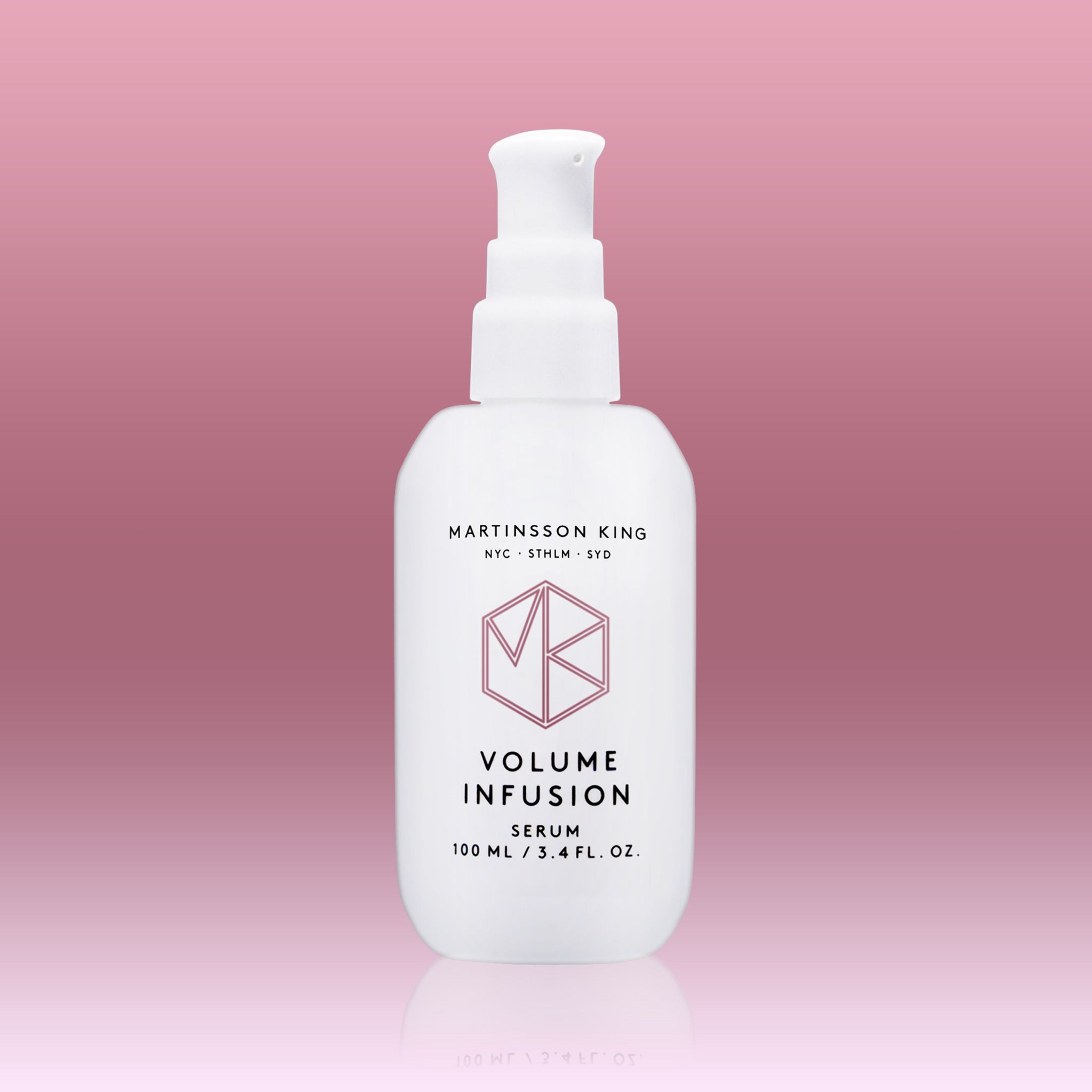 Volume Infusion serum serum 100 ml (3.4 fl.oz) MARTINSSON KING