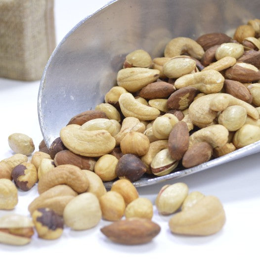 Deluxe Mixed Nuts Unsalted /454g