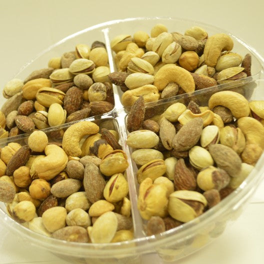 Deluxe Mixed Nuts Salted /454g