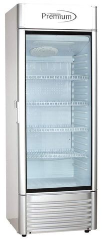 Display Beverage Cooler Merchandiser Refrigerator 9 CU FT