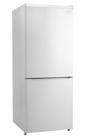 9.2 Cu. Ft. Bottom Mount Freezer- White