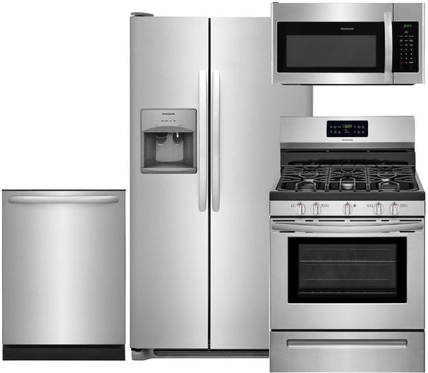 Frigidaire Stainless Steel Package with FFSS2615TS 36