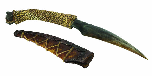 Avatar Costume Accessory, Na' Vi Knife With Sheath