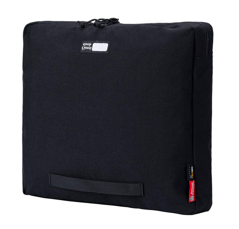 Rough Enough Big Document File Folder Organizer Pouch Travel Garment Bag Carry Legal Envelope Map Book 3 Ring Binder Storage Case with Zipper for Filing School Teacher Office Business Travel Car Trip