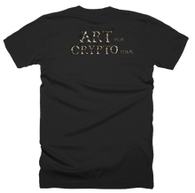 """It Used To Be Wired"" Crypto Art T-shirt"