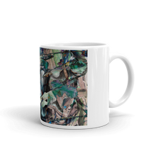 embrace hug art mug