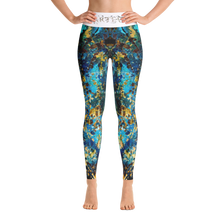 be like water bruce lee yoga pants