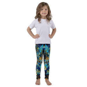 bruce lee kids leggings art artevo wear