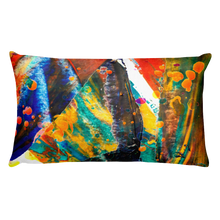 freedom liberty creativity pillow