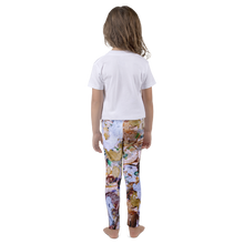 kids art leggings artevo wear