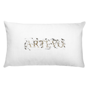 veena malik art pillow dawn