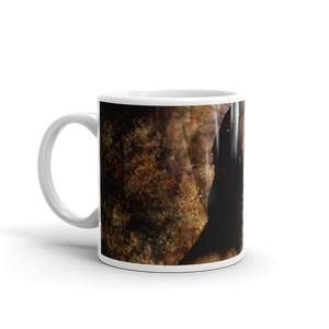 heroless spiritual art mug