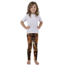 kids leggings art artevo wear