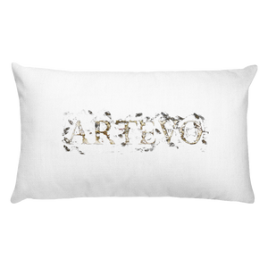 """When I was Lips"" Artevo Pillow"