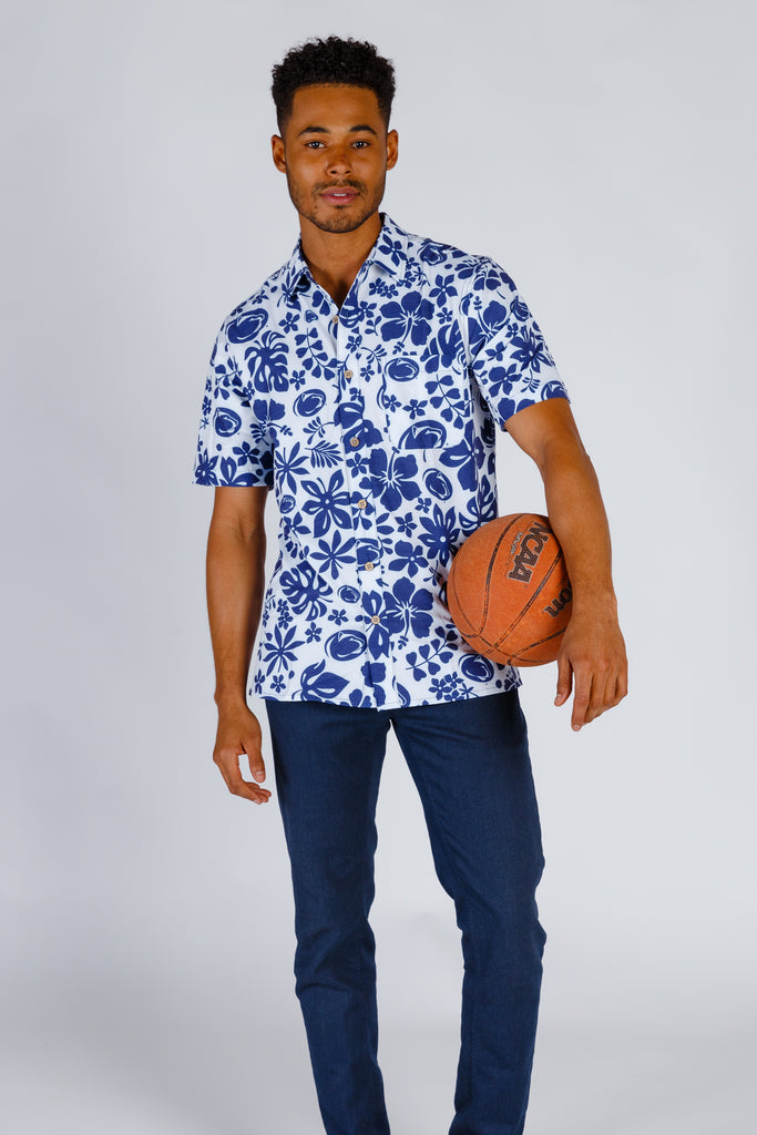 The Lion's Share | Penn State Hawaiian Shirt