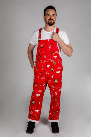The Mahomes and Kelce Overalls